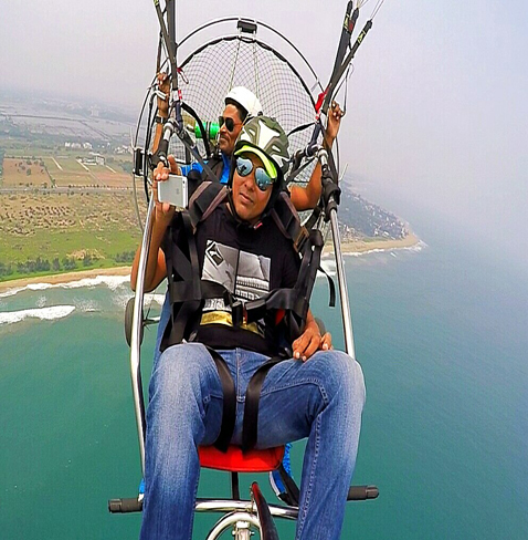 Adventures Sports in Chennai, Adventures Sports in ECR, Parasailing in ECR